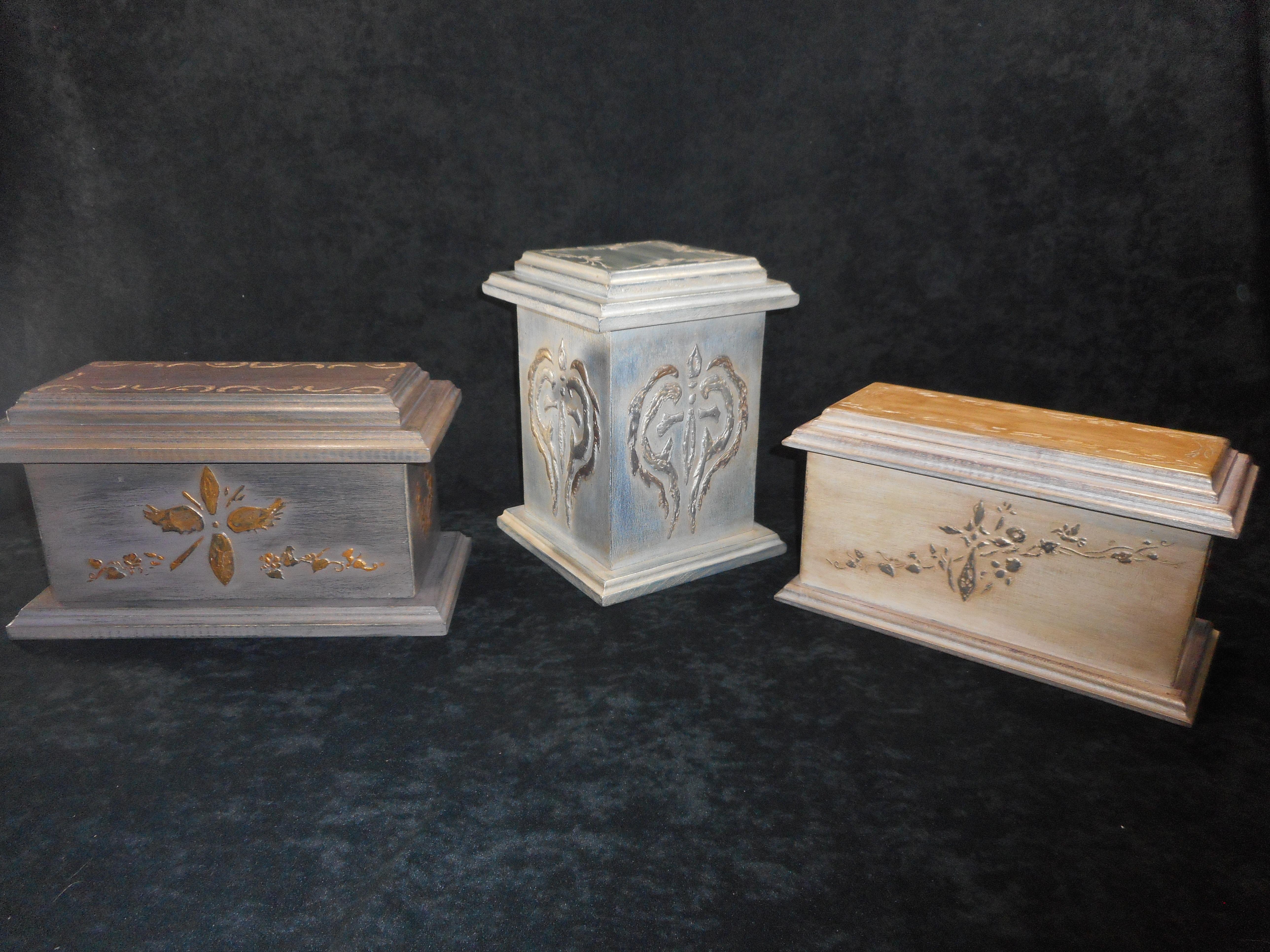 urne funeraire en 6 lettres
